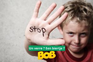 """Start der BOB-Kampagne unter dem Motto """"Prenez soin de vous!"""" (Passen Sie gut auf sich auf!): ein Aufruf zur Solidarität und gegenseitigen Hilfe auf der Straße"""