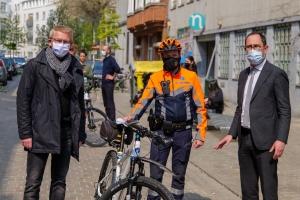 Cyclistes et automobilistes : ensemble sur la route