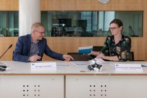 FÖD Mobilität und Verkehr: Verwaltungsvertrag 2021 - 2023
