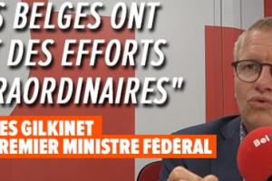 """Georges Gilkinet: """"Wir werden ein wenig Freiheit zurück erlangen."""""""