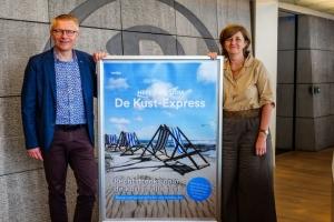 De Kust-Express : meer treinen, comfortabelere en snellere naar zee
