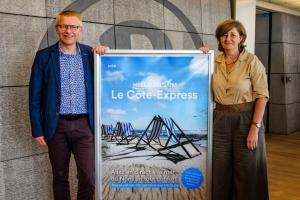 Der Côte-Express: mehr Züge, mehr Komfort und schneller ans Meer