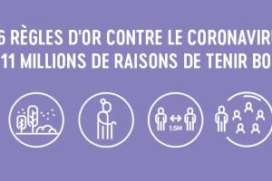 COVID19 – Les quatre Ministres de la Mobilité et les quatre sociétés de transport en commun s'engagent ensemble pour continuer à assurer la sécurité des déplacements