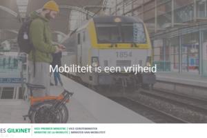 Mobiliteit is een vrijheid!