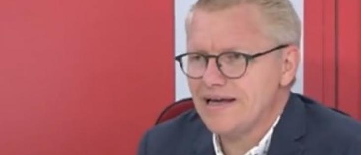 Georges Gilkinet, l'invité politique de BEL RTL