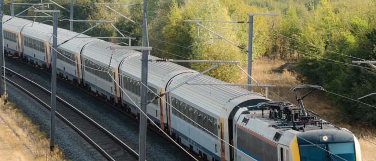 COVID – 168,4 miljoen euro extra steun aan het spoor voor de opdracht van openbare dienst