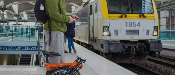 Un plan vélo-train