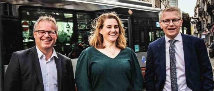 Les Ministres de la Mobilité misent sur le tandem vélo-train pour désengorger Bruxelles